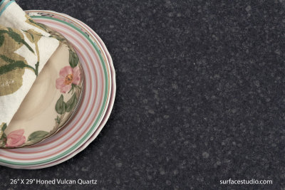 Honed Vulcan Quartz (55 lbs)