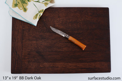 Dark Oak Butcher Block