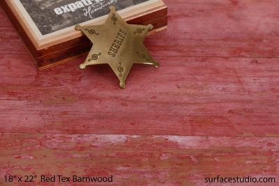 Red Tex Barnwood
