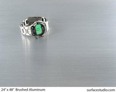 Brushed Aluminum (20 LBS)