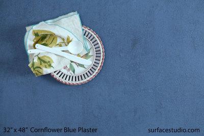 Cornflower Blue Plaster (20 LBS)