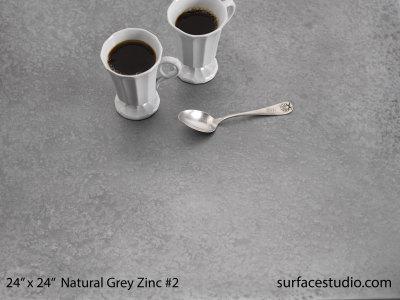 Natural Grey Zinc #2