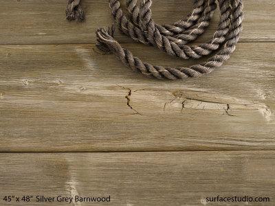 "Silver Grey Barnwood (11"" Planks)"
