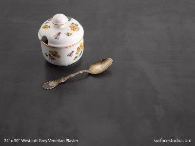 Westcott Grey Venetian Plaster