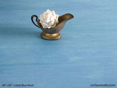 Cobalt Blue Wash