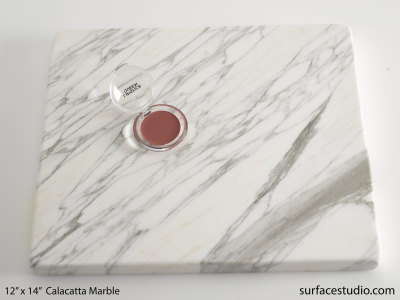 Calacatta Marble (15 lbs)