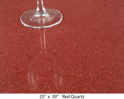 Red Quartz (70 lbs)