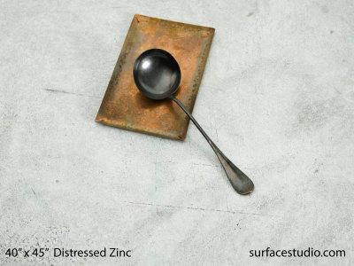 Distressed Zinc (40 LBS)