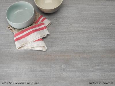 """Greywhite Wash Pine (11"""" Planks)"""