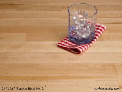 Butcher Block No 2 (40 lbs)