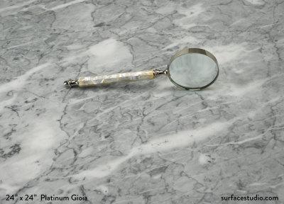 Platinum Gioia Honed (40 lbs)
