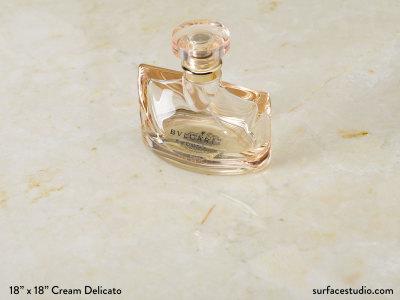 Cream Delicato Marble Polished (15 lbs)