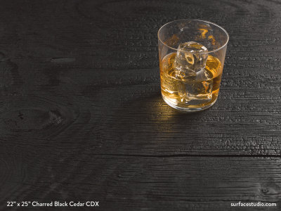 Charred Black Cedar CDX