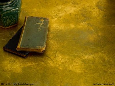 Pale Gold Antique
