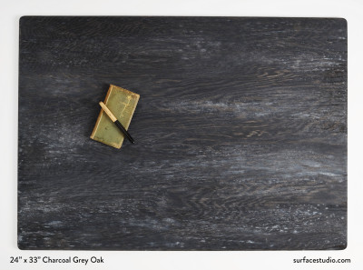Charcoal Grey Oak