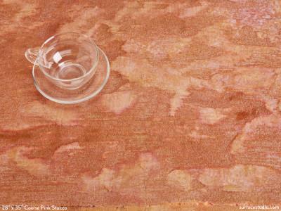 Coarse Pink Stucco