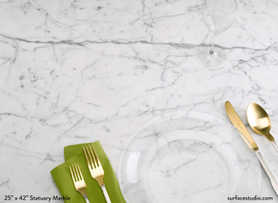 Honed Statuary Marble (100 lbs)