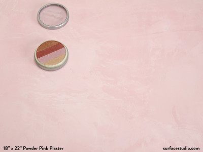 Powder Pink Plaster