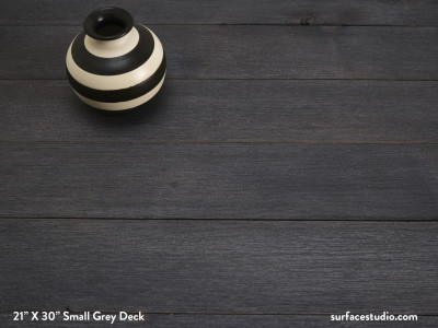 Small Grey Deck