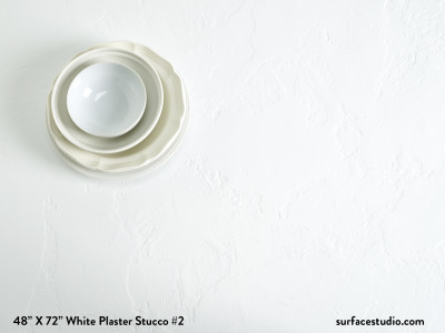 White Plaster Stucco No.2 (60 LBS)