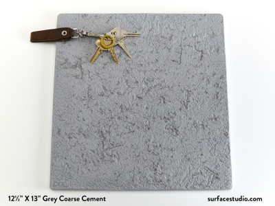 Grey Coarse Cement