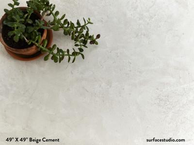 Beige Cement (25 LBS)