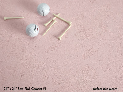 Soft Pink Cement #1