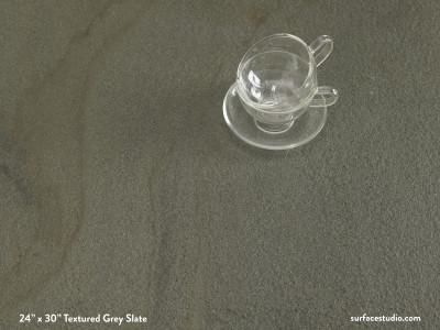 Textured Grey Slate No. 1 (75 lbs)
