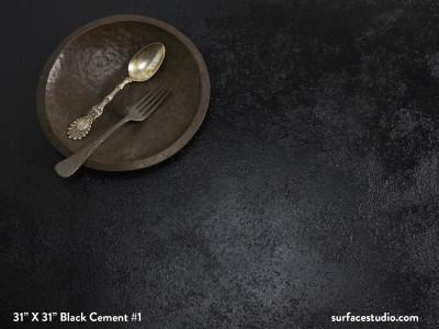 Black Cement No. 1 (30 lbs)