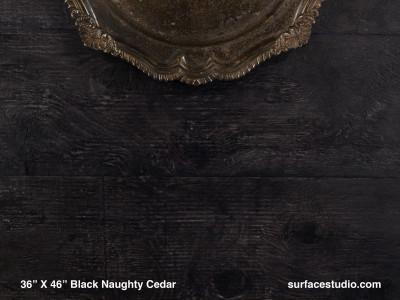 Black Naughty Cedar