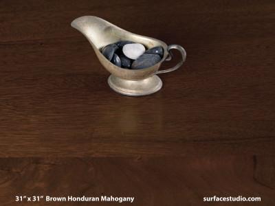 Brown Honduran Mahogany