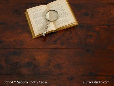 Sedona Knotty Cedar