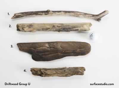 Driftwood Group U - $25 each