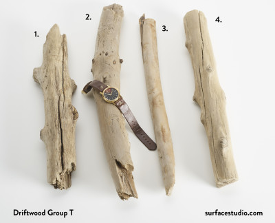 Driftwood Group T - $25 each