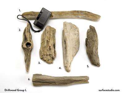 Driftwood Group L - $15 each