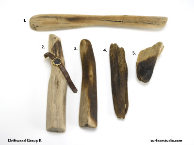 Driftwood Group K - $15 each