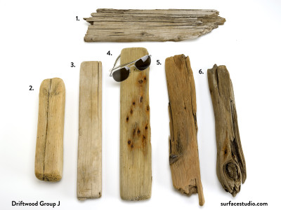 Driftwood Group J - $15 each