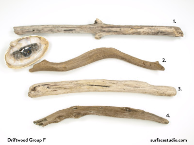 Driftwood Group F $25 each
