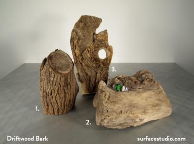 Driftwood ~ Bark $50 Each