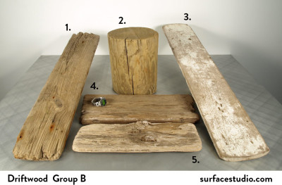 Driftwood Group B $50 Each