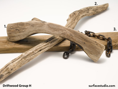 Driftwood Group H $50 each