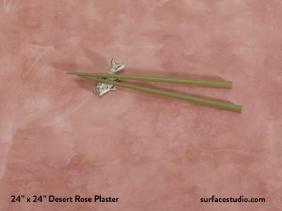 Desert Rose Plaster