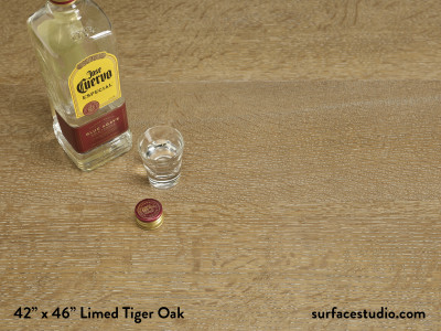Limed Tiger Oak (60 lbs)