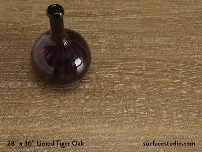 Limed Tiger Oak (30 lbs)