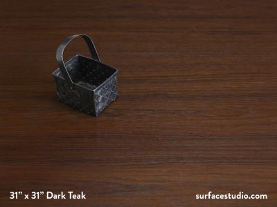 Dark Teak