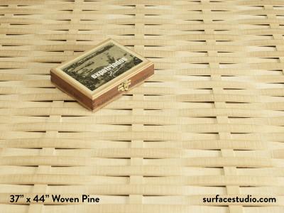 Woven Pine