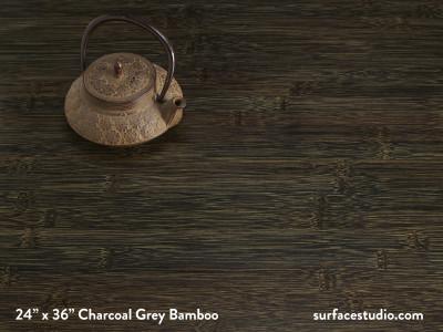 Charcoal Grey Bamboo