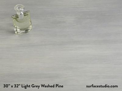 Light Grey Washed Pine