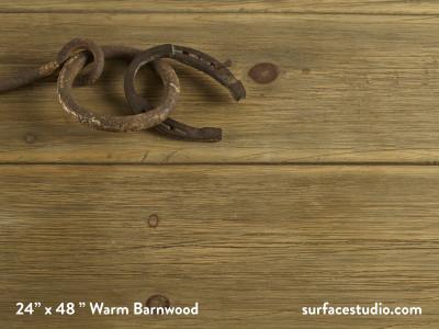 "Warm Barnwood (8"" Planks)"