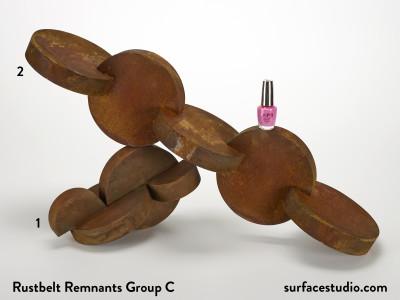 Rustbelt Remnants Group C (2) $50 - $100